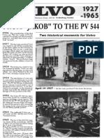 Volvo 1927-1965