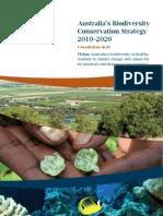 Biodiversity Conservation Strategy 2010 2020
