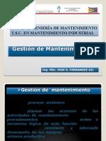 Gestion de Mantenimiento Clases2 3 JGFG