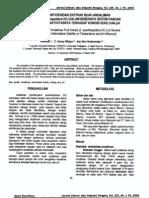 Ekstraksi Polifenol Dan an