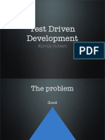 Test Driven Development Tutorial