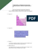 Tabla Periodica (Ejercicios II)