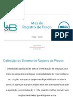 ATA DE REGISTRO DE PREÇOS BACEN - SERVIDORES DELL POWEREDGE R910