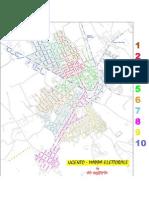 Ugento - Mappa Elettorale