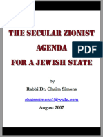The leftist Jews hate the Religious Minority – by Chaim_Simons