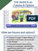 Basic of Future & Option