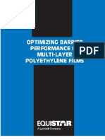 Barrier Performance Multi-Layer Film 9366