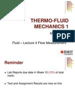 Fluid - Lecture 4