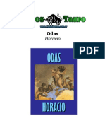 Odas de Horacio as