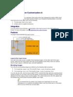 Logon Screen Customization