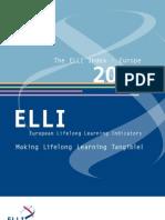 European LLL Indicators 2010