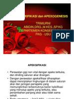 Ikg-08 Slide Apexifikasi Dan Apexogenesis