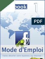 Facebook Mode Emploi