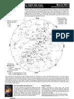 Star Map Mar 2011