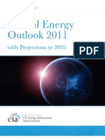 US Department Of Energy (DOE) 2011 Energy Outlook