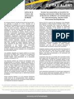 EY Tax Alert Venzuela (2011-05 Vol 02)