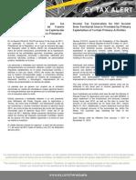 EY Tax Alert Venzuela (2011-05 Vol 05)