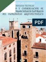 VVAA. Durabilidad y conserv. materiales patrimonio arquitectónico. 2008