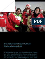 Slide Show Frauenfussball Nationalmannschaft Afghanistan