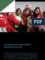 Slide Show Frauenfussball Nationalmannschaft Afghanistan