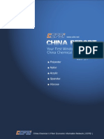 March 2011 China Report