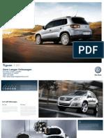 2011 Volkswagen Tiguan In Glastonbury  CT   Gene Langan Volkswagen