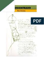 Concentrado - Marcel Duchamp
