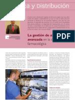 Articulo Logística Farmacéutica Revista FarmEspaña