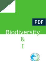 Biodiversity & I