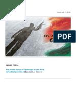 FCCB- Good Report