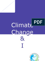 Climate Change & I