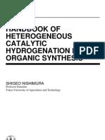 Nishimura Sh. Handbook of heterogeneous catalytic