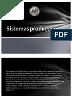Sistemas productivos presentacion