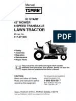 Craftsman Mower2