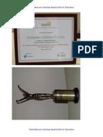 Sankalp Award 2009