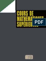 cours de mathematique superieures tome I smirnov
