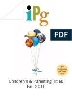 IPG Fall 2011 Children & Parenting
