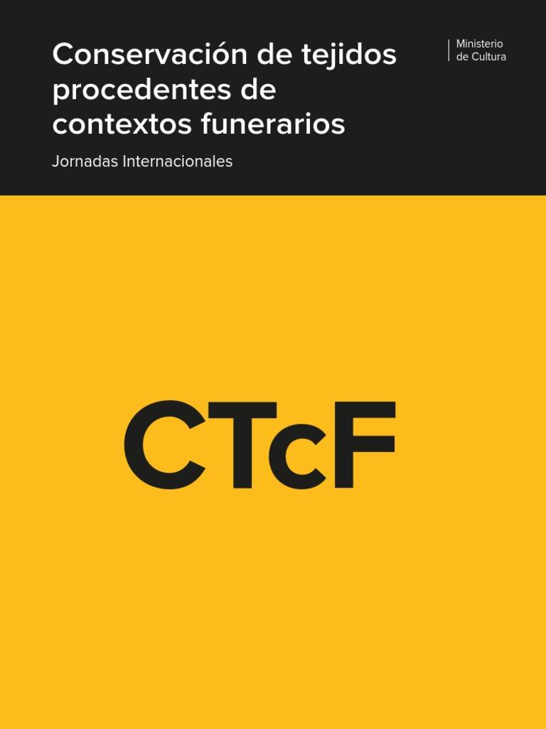 VVAA. Conserv. Tejidos Contextos Funerarios 2010 711ea864b23a