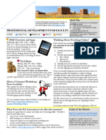 May/Summer Newsletter 2011