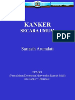 Kanker Secara Umum (PKMRS)