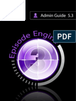 Episode Engine Admin Guide