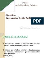 Engenharia e Gestão Ambiental - parte 1