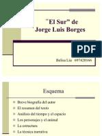El Sur de Jorge Luis Borges
