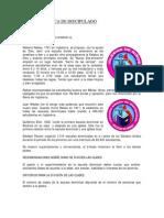 Programacion Definicion de Escuela Dominical y Trabajos