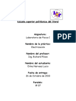 practica 1 (electrizacion)