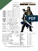 Tornoc (Pathfinder Fighter lvl 3)