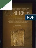 escritura sumeria