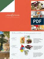 Catalogue 2011- La Grive et l'Olivier