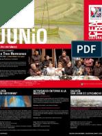Boletín JUNIO 2011