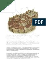 Las ciudades medievales